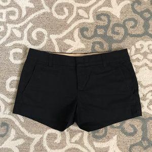Vince Cotton Black Short